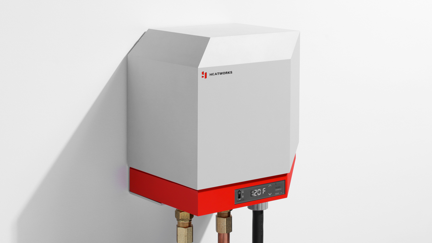 Heatworks smart water heater