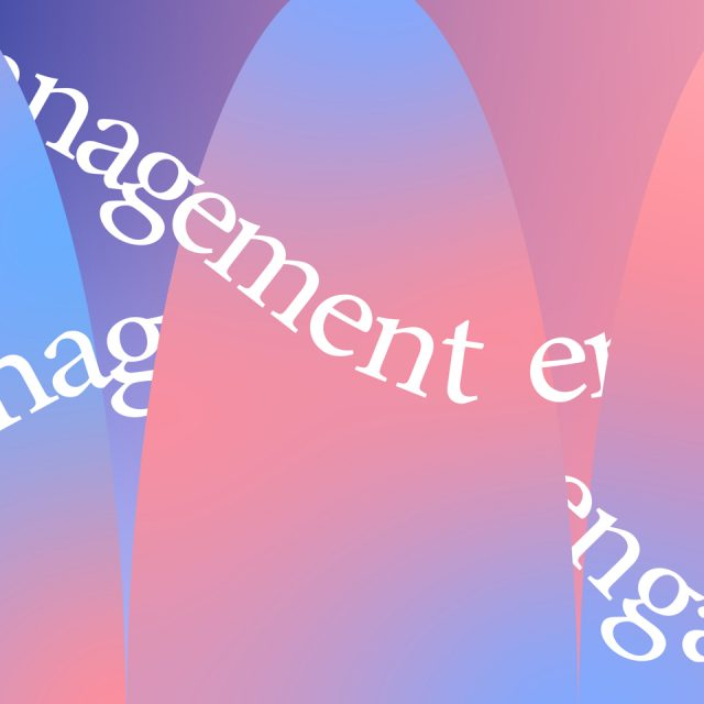 Illustration for change management to change engagement