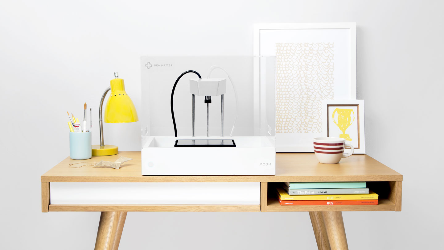 New Matter 3D Printing Ecosystem design