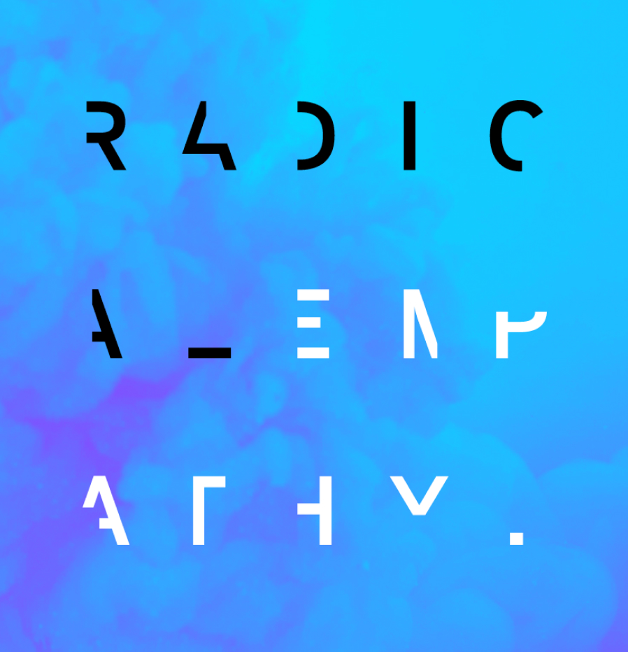 Radical Empathy abstract design
